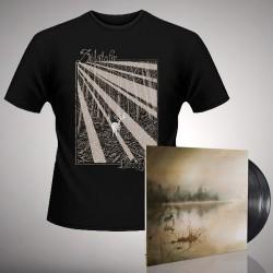 Solstafir - Berdreyminn - Double LP gatefold + T-shirt bundle (Men)