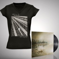 Solstafir - Berdreyminn - Double LP gatefold + T-shirt girlie V-neck bundle