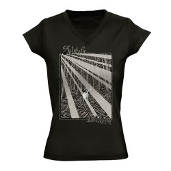 Solstafir - Berdreyminn - T-shirt V-neck (Women)