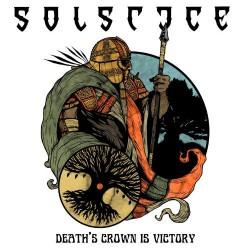 Solstice - Death's Crown Is Victory - CD