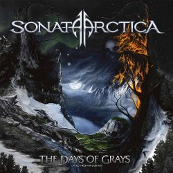 Sonata Arctica - The Days Of Grays - DOUBLE LP GATEFOLD COLOURED