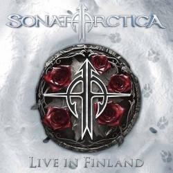 Sonata Arctica - Live In Finland - DOUBLE LP GATEFOLD COLOURED