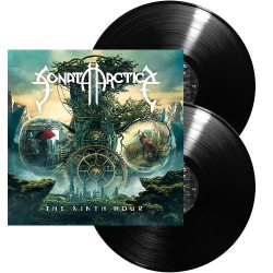 Sonata Arctica - The Ninth Hour - DOUBLE LP Gatefold