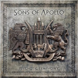 Sons Of Apolllo - Psychotic Symphony - 2CD DIGIBOOK