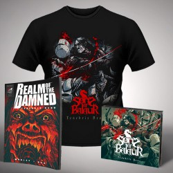 Sons Of Balaur - Bundle 8 - CD Digipak + Comic book + T-shirt