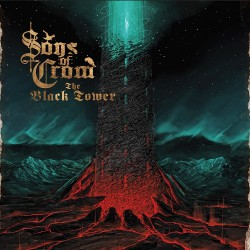 Sons Of Crom - The Black Tower - LP