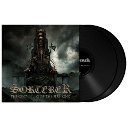 Sorcerer - The Crowning Of The Fire King - DOUBLE LP