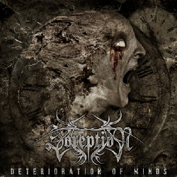 Soreption - Deterioration of Minds - CD