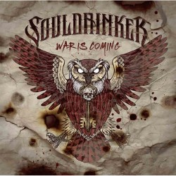 Souldrinker - War Is Coming - CD