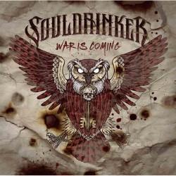 Souldrinker - War Is Coming - CD