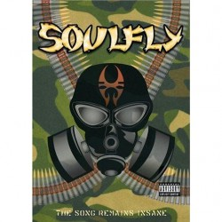 Soulfly - The Song Remains Insane - DVD