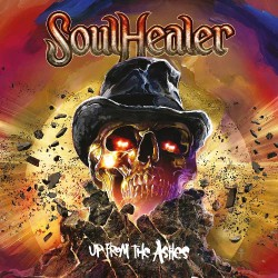 Soulhealer - Up From The Ashes - CD