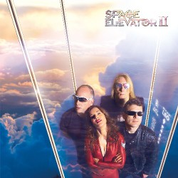 Space Elevator - II - DOUBLE LP GATEFOLD COLOURED + CD