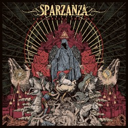 Sparzanza - Announcing The End - CD