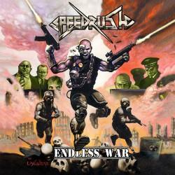 Speedrush - Endless War - LP COLOURED