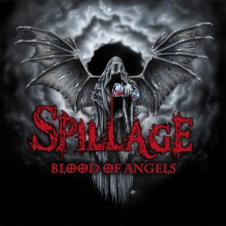 Spillage - Blood Of Angels - CD DIGIPAK