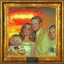 Spirits - Unrest - CD SLIPCASE
