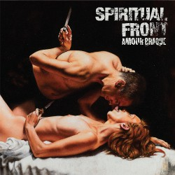 Spiritual Front - Amour Braque - CD DIGIPAK