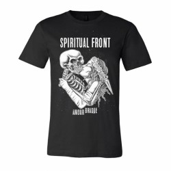 Spiritual Front - Amour Braque - T-shirt (Men)