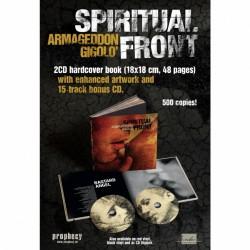 Spiritual Front - Armageddon Gigolo - 2CD ARTBOOK