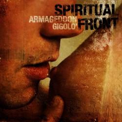 Spiritual Front - Armageddon Gigolo - CD DIGIPAK