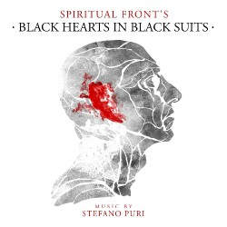 Spiritual Front - Black Hearts in Black Suits - CD DIGIPAK