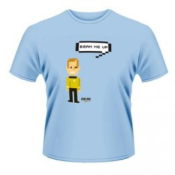 Star Trek - Kirk Talking Trexel - T-shirt