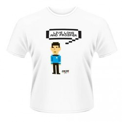 Star Trek - Spock Talking Trexel - T-shirt (Men)