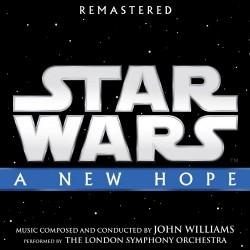 Star Wars - A New Hope - CD