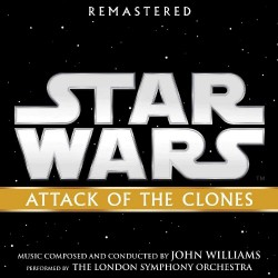 Star Wars - Attack Of The Clones - CD