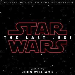 Star Wars - The Last Jedi - CD DIGIPAK