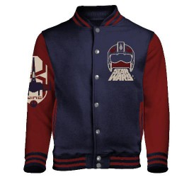 Star Wars - X-Wing Squadron - Baseball Jacket