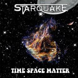 Starquake - Time Space Matter - CD