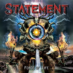 Statement - Force Of Life - LP