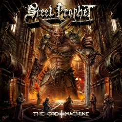 Steel Prophet - The God Machine - CD DIGIPAK + PATCH