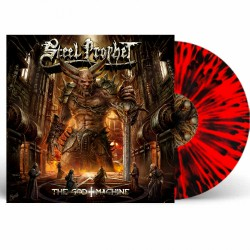 Steel Prophet - The God Machine - LP COLOURED