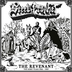 Steel Prophet - The Revenant - The Demo Years 1986 - 1989 - BOX COLLECTOR