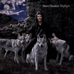 Steve Hackett - Wolflight - CD