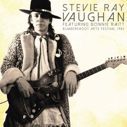 Stevie Ray Vaughan - Bumbershoot Arts Festival 1985 - DOUBLE LP Gatefold