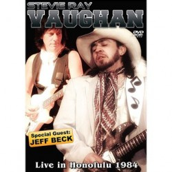Stevie Ray Vaughan - Live In Honolulu 1984 - DVD