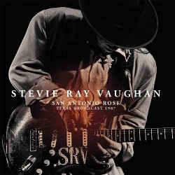 Stevie Ray Vaughan - San Antonio Rose - DOUBLE LP Gatefold