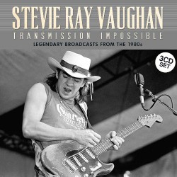 Stevie Ray Vaughan - Transmission Impossible - 3CD DIGIPAK