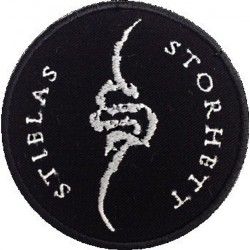 Stielas Storhett - Logo - EMBROIDERED PATCH