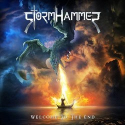 StormHammer - Welcome To The End - CD