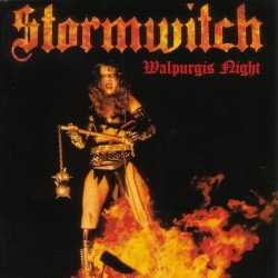 Stormwitch - Walpurgis Night - LP COLOURED
