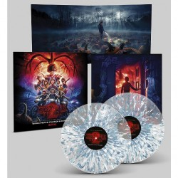 Stranger Things - Season 2 - Original Music - DOUBLE LP GATEFOLD COLOURED