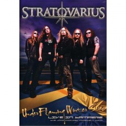 Stratovarius - Under Flaming Winter Skies - DVD