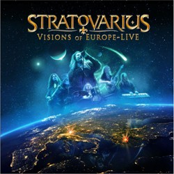 Stratovarius - Visions of Europe - Live - 2CD DIGIPAK