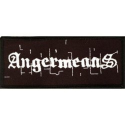 Strife - Angermeans Logo - Patch