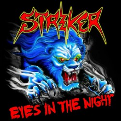 Striker - Eyes In The Night - CD